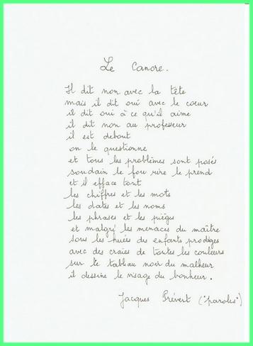 Illustration Dun Poème